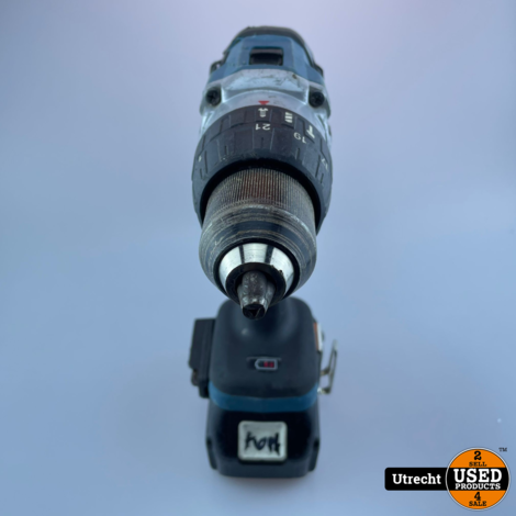 Makita DHP481 Klopboor/Schroefmachine 18V Incl 5.0AH Accu