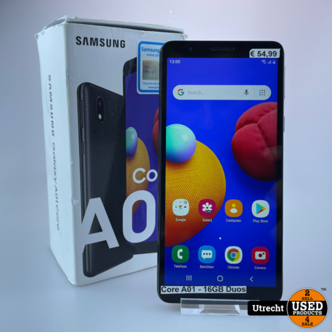 Samsung Core A01 16GB Duos Sim