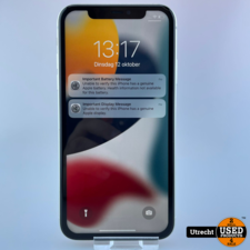 iPhone 11 128GB White Face ID Defect