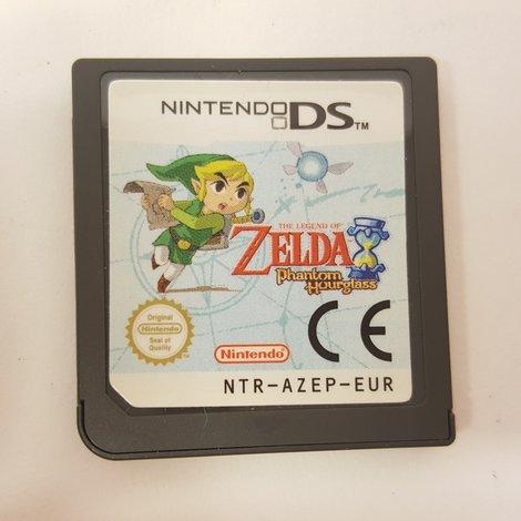 Nintendo DS Game: Zelda Phantom Hourglass
