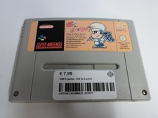 Nintendo SNES game: Out to Lunch