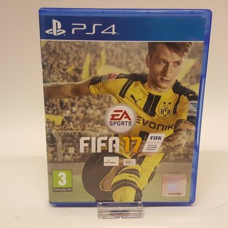 Playstation 4 game: FIFA 17