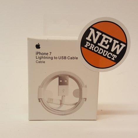 Apple Lightning naar USB Kabel,  1m | Nieuw