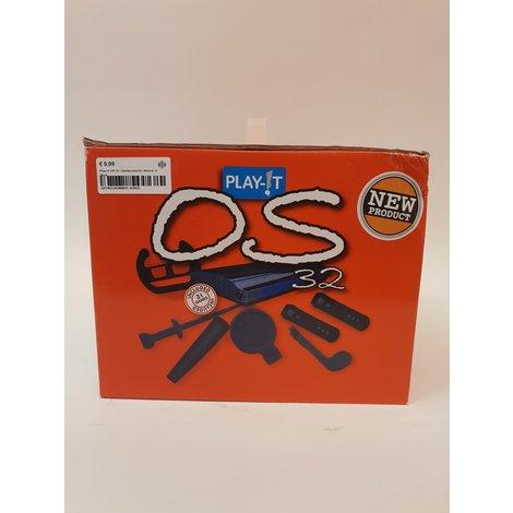 Play-!t OS 32   Gameconsole   Nieuw in doos