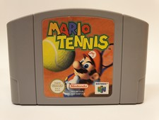 Nintendo Nintendo 64 game: Mario tennis