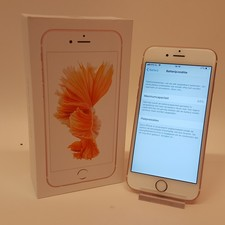 Apple iPhone 6s 16GB Rose Gold | Incl. garantie + Doos