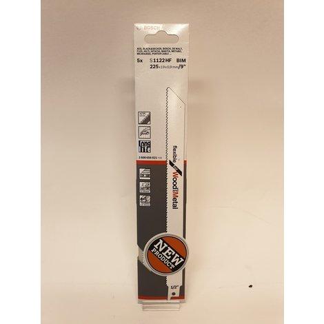 Bosch S1122HF - 225x19x0.9mm/9   NIEUW in seal