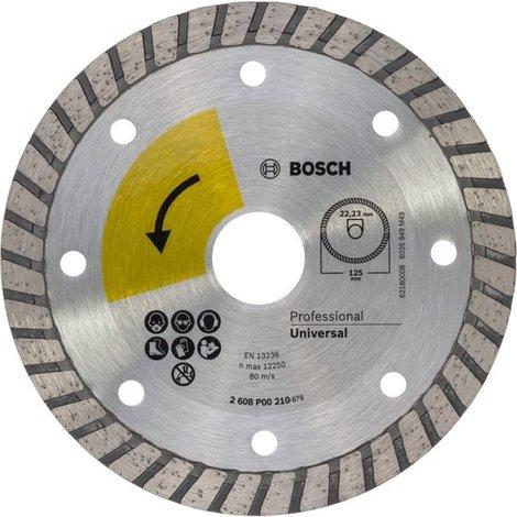 Bosch Professional Diamantschijf - 125mm / 22.23mm | NIEUW