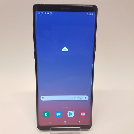 Samsung Galaxy Note 9 128GB Duos Black | In nette staat