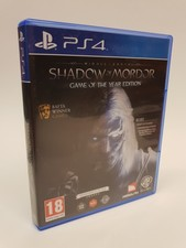 Sony Playstation 4 game: Shadow of Mordor