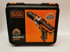 Black & Decker Black & Decker Multi MT350K Multitool | Nieuw in doos