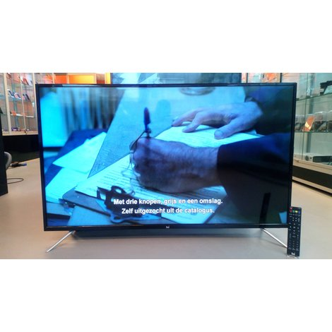 Dual DL-55UHD Ultra HD Televisie | In nette staat