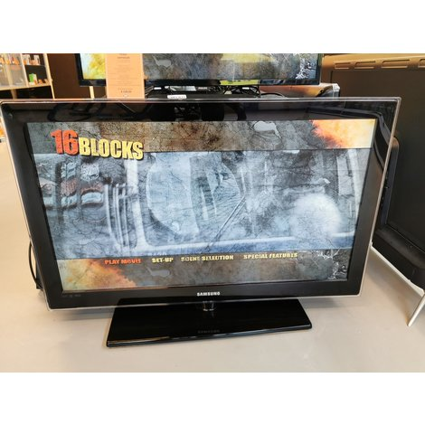 Samsung LE37A686M1F 37 Inch Full HD Televisie | Excl. AB.
