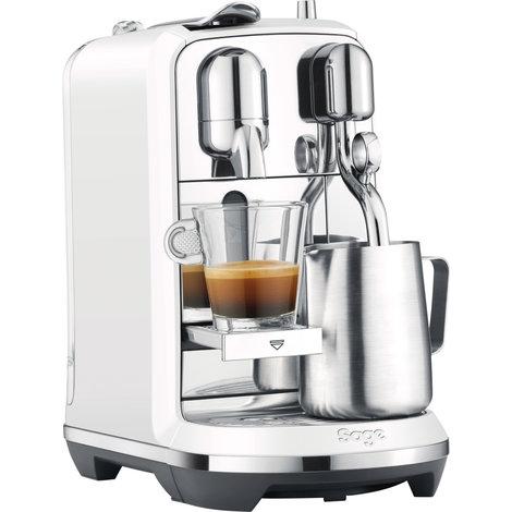 Nespresso Sage Creatista Plus White Koffie Apparaat | Nieuw in doos
