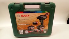 Bosch Bosch AdvancedDrill 18 Set Accuboor 2x 18Volt 2.5Ah Li-Ion + Koppen | Nieuw