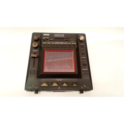 Korg Kaoss Pad KP3 Multi-Effect Controller/Sampler | Incl. garantie