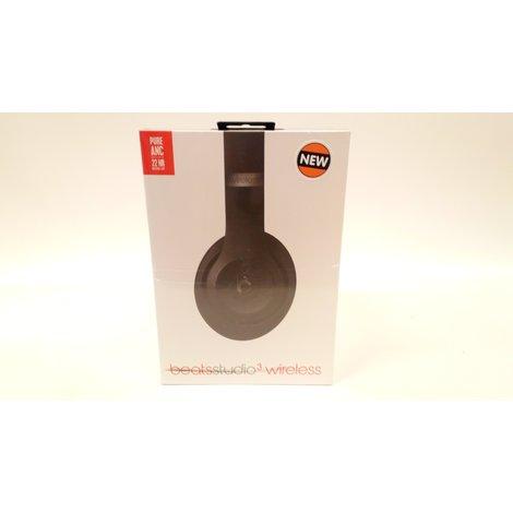 Beats Studio 3 Wireless Matte Black | Nieuw in seal