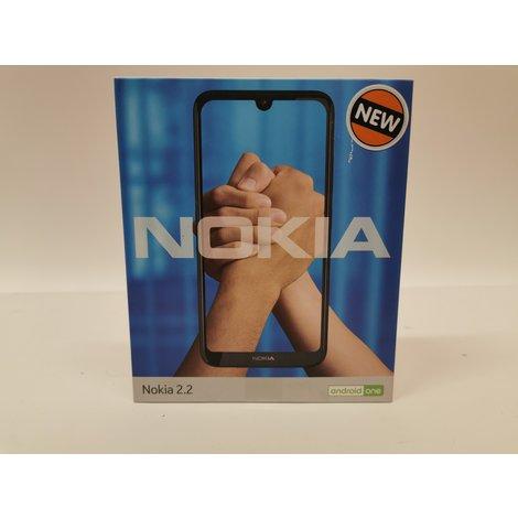 Nokia 2.2 16GB Steel   Nieuw in seal