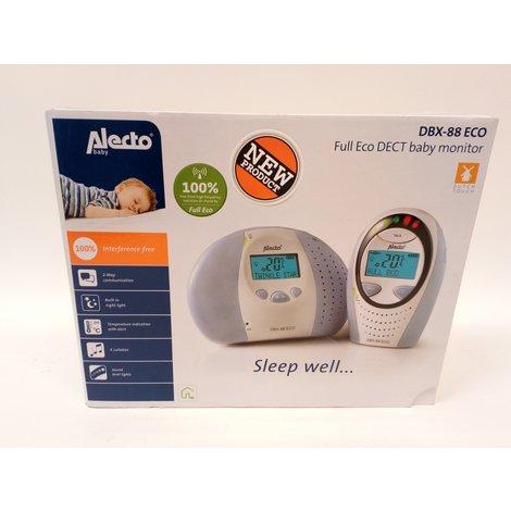 Alecto DBX-88 Eco Babyfoon | Nieuw in doos