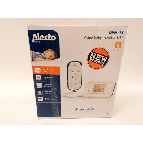 Alecto DVM-73 Video Baby Monitor | Nieuw