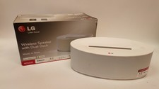 LG LG ND5530 Bluetooth iPhone/Micro USB Dock Speaker | Incl. garantie