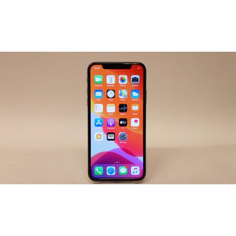 iPhone X 256GB Silver | In nette staat