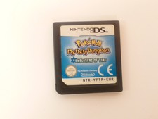 Nintendo DS Game: Pokemon Mystery Dungeon Mystery of Time