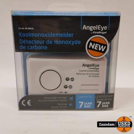 Angeleye CO-AE-8B-BNLR Koolmonoxidemelder | Nieuw