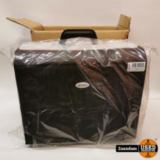 Dicota DataCart Zwart Laptopkoffer   Nieuw
