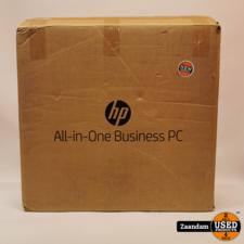 HP HP EliteOne 800 G4 4KX23EA Zwart/Zilver - 23.8Inch i5 8GB 256GB SSD   Nieuw