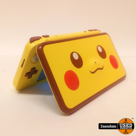 Nintendo 2DS XL Pikachu Edition | In nette staat