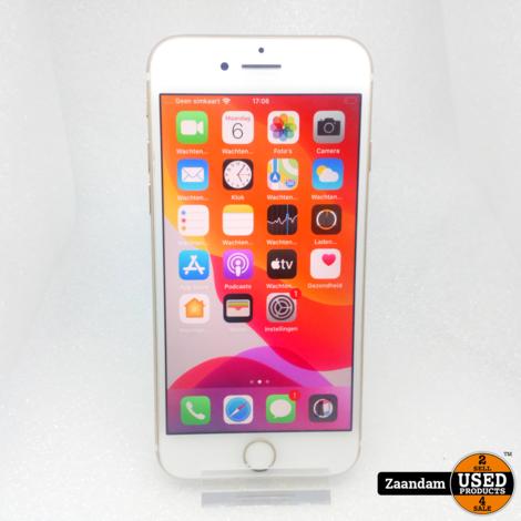 iPhone 7 32GB Gold | Incl. garantie