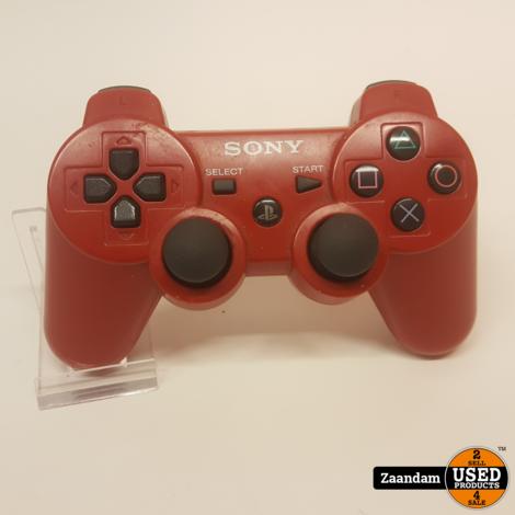 Playstation 3 Controller Rood | Incl. garantie