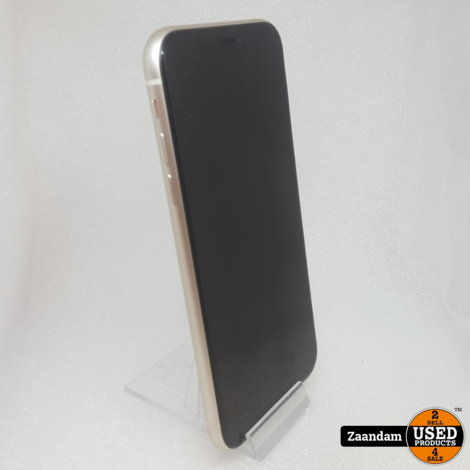 iPhone 11 128GB White | In nette staat