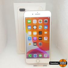 Apple iPhone 8 Plus 64GB Rose Gold   Nette staat in doos