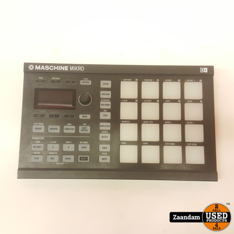 Native Instruments Maschine Mikro MKII Drumpad | In nette staat