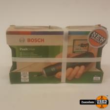 Bosch Bosch PushDrive Accu Schroevendraaier   Nieuw in seal