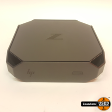 HP HP Z2 Mini G4 i7 Mini Desktop | Nette staat