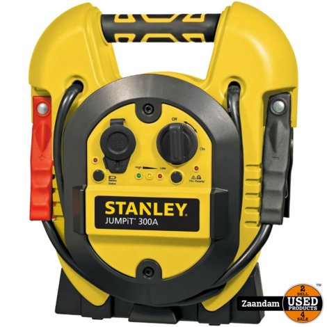Stanley JumpIt Start 300A Jump Starter | Nieuw in seal