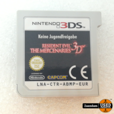 Nintendo Nintendo 3DS Game: Resident Evil The Mercenaries