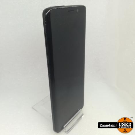 Samsung Galaxy S9 64GB Dual Sim Black | Incl. garantie