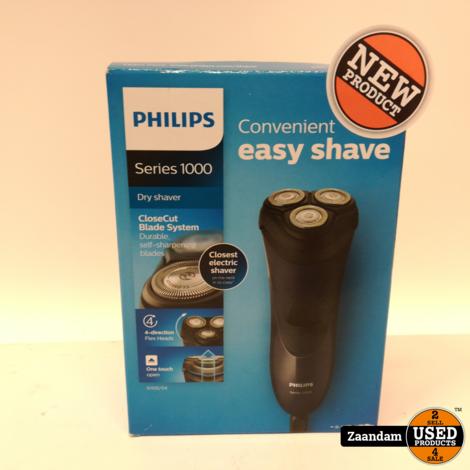 Philips S1510/42 2-in-1 Scheerapparaat | Nieuw in seal