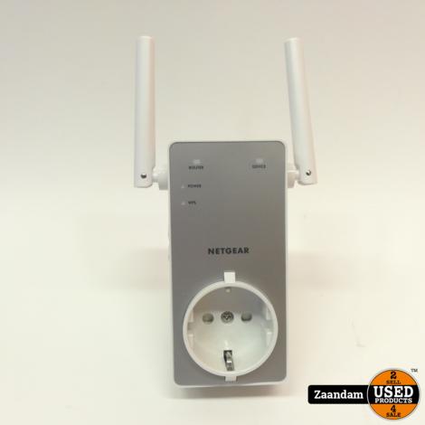 Netgear EX3800 WiFi Range Extender   Incl. garantie
