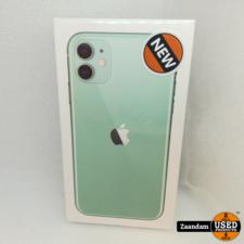 Apple iPhone 11 64GB Green   Nieuw in seal