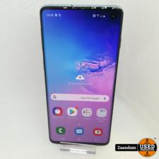 Samsung Samsung Galaxy S10 128GB Blauw | Incl. garantie