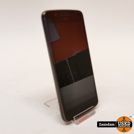 Motorola Moto G5 16GB Dual Sim Grey   In nette staat
