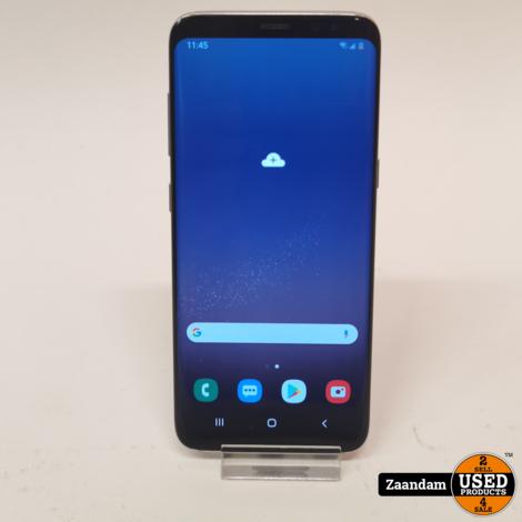 Samsung Galaxy S8 64GB Silver | Incl. garantie