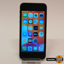 Apple iPhone SE 16GB Space Gray #2 | In nette staat