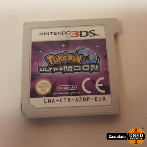 Nintendo 3DS Game: Pokemon Ultra Moon