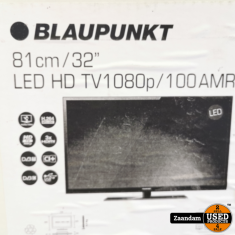 Blaupunkt B32K141TCFHD 32-Inch Full HD Televisie   Nieuw in doos
